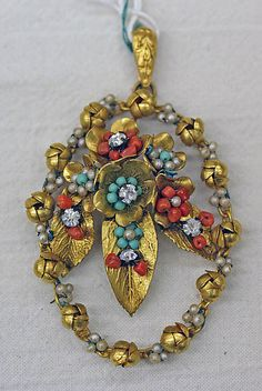 Pendant, House of Chanel 1930's