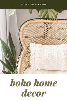 Create the bohemian bedroom of your dreams. - boho style - boho bedroom decor - boho chic - bedroom ideas - bohemian bedroom decor - boho chic inspiration bedroom decoration -  - boho living room - bedroom diy #bohobedroom #bohochic #bedroomdecorideas