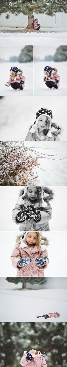 Summer Murdock Photography | snow winter