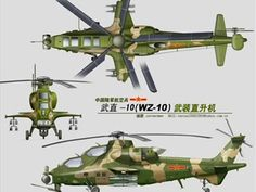 China's Cutting-Edge Attack Helicopter Is Actually A Russian Design Attack Helicopter, Military Helicopter, Military Aircraft, Fighter Aircraft, Fighter Jets, People's Liberation Army, Old Planes, Spaceship Concept, Aircraft Design