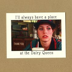 WAITING FOR GUFFMAN Greeting Card  Parker Posey  by seasandpeas, $3.75