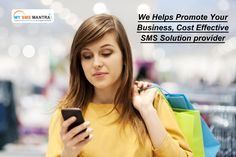 Bulk Sms Marketing of mysmsmantra is different from other mobile advertising agencies. We let you focus your  ads with precision only on your actual target audience. Know more details visit : http://www.mysmsmantra.com