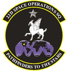 Space Command- 22nd space ops squadron
