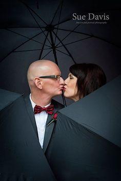 Kathy and John #suedavisphotography #wedding #photography #artyphotography