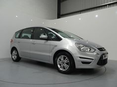 Ford S-Max 2.0 TDCi 140 Zetec Finished in Moondust Silver with Daphne Cloth Interior Trim. For more images and spec: http://www.simonjamescars.co.uk/ford-s-max-zetec-tdci-in-derbyshire-3941272