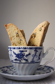 Lemon Pistachio Biscotti  Made this at Christmas time and added dried cranberries.  Very good.