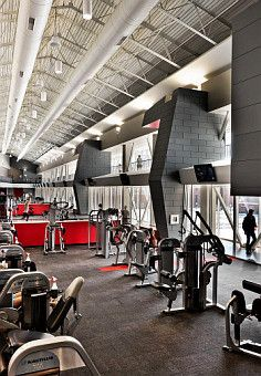 63 Best Fitness Centers Images Fitness Gym Interior