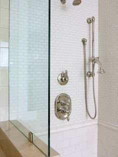 Bathroom Large Subway Tiles Design, Pictures, Remodel, Decor and Ideas