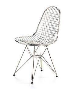 DKR Wire Chair (miniature) (ディーケーアール ワイヤーチェア ミニチュア) : デザイナーズ家具・インテリアの通販 hhstyle.com