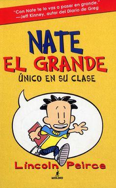 """Siguiendo con nuestras lecturas refrescantes, os presentamos el primer título de las aventuras de Nate, un chico de 11 años muy travieso. Su autor, Lincoln Peirce, ha publicado tiras cómicas de este personaje en más de 200 periódicos de Estados Unidos, y se ha inspirado en ellas para escribir este libro. En """"Nate el grande: único en su clase"""" (N PEI nat / v), pensado para niños de 9 a 12 años, se narra lo que le ocurre a Nate en un día de colegio en el que bate el récord mundial de…"""