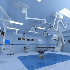 Operating Room - @Cara Schachtlie can our C-arm do this?!