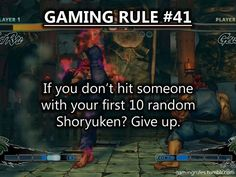 Come on guys, just because it's cool doesn't mean you're good Video Game Quotes, Video Games Funny, Funny Games, Rule 41, Gamer Quotes, Childhood Tv Shows, Gaming Rules, Typing Games, Different Games