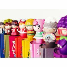 momiji doll - Uma mais linda que a outra, quero todas. #momiji #momijidolls  #messagedolls
