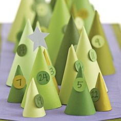 Ten DIY Advent Calendars