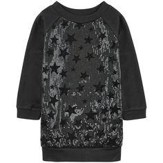 Troizenfants - Sequined fleece dress - 143027