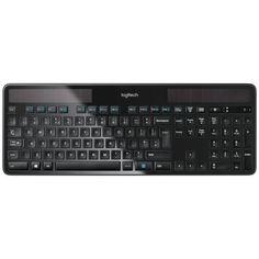 Logitech clavier sans fil solaire - K750 Windows Xp, Electronics Gadgets, Wireless Speakers, Solar Power, Computer Keyboard, Darkness, Keys, Desktop, Happiness