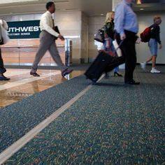 Expansion Joint Covers Orlando International Airport - Migutrans EMSEAL