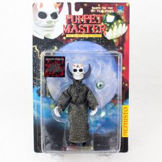 PUPPET MASTER Death Mephisto Figure Japanese Exclusive Full Moon Toys #FullMoonToys