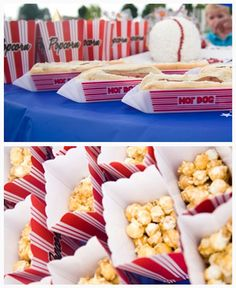 Baseball party ideas {just in case Brock plays ball} :D Baseball Birthday Party, Birthday Party Celebration, Sports Birthday, 1st Birthday Parties, Boy Birthday, Birthday Ideas, Theme Parties, Golf Party, Sports Party