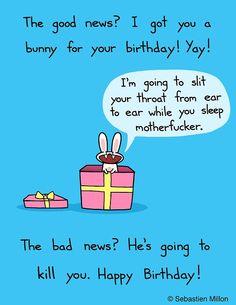 Happy Birthday card :)