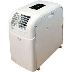 Soleus 12,000 BTU 115V Portable Evaporative Air Conditioner with Remote Control