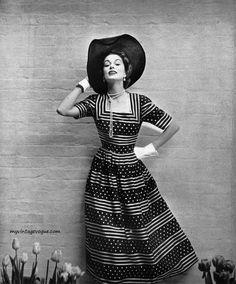 73 meilleures images du tableau Modes   Fashion - Vintage   Vintage ... 3f2a92d2d81