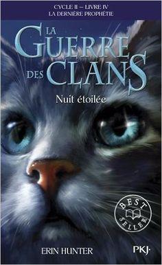 LA GUERRE DES CLANS CYCLE II d'Hunter Erin, Ed. Pocket Jeunesse