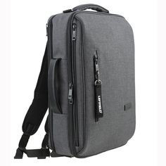 3 Way Backpack Business Laptop Bag for Men LEFTFIELD 683 (3)
