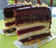 Многослойный торт от МИШЕЛЬ