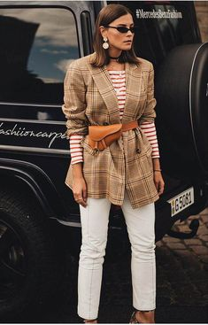 Phil oh's fashion week street style: spring 2016 ready-to-we Fall Fashion Trends, Fashion Week, Look Fashion, Autumn Fashion, Fashion 2018, Fashion Brands, Feminine Fashion, Fashion Mode, Young Fashion