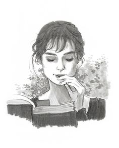 Pride and Prejudice - Pen/Ink by DylanBonner on DeviantArt