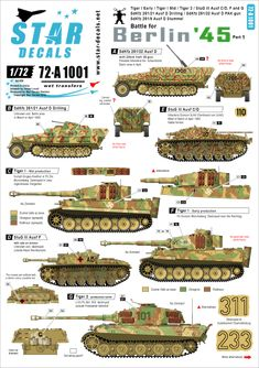 72-A1001 Battle for Berlin 45 # 1.