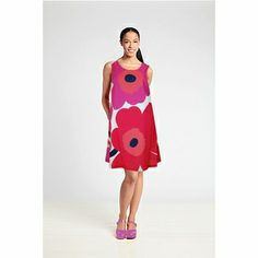 Uuna dress by Marimekko in red - $139.00