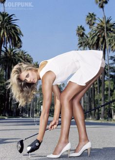 #LPGA Anna Rawson #GolfBabes #Sexy