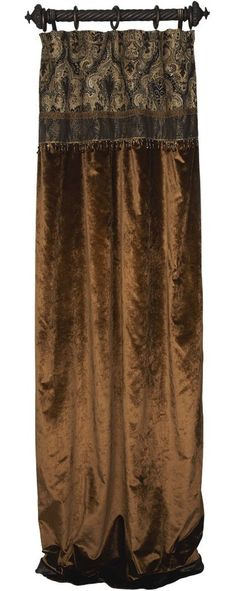 DRAPERIES: High End Luxury Draperies by Reilly-Chance Collection: Style #7 Biltmore.  Place your order today!