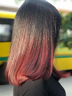 Red Highlights, Long Hair Styles, Beauty, Hair, Long Hair Hairdos, Long Haircuts, Long Hair Cuts, Long Hairstyles, Long Hairstyle