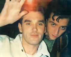 'The letter was sent to Colin Howe who was hoping to secure an interview with up-and-coming band The Smiths' ― via Manchester Evening News, November 2015.