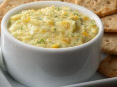Pate de Milho Verde - Veja mais em: http://www.cybercook.com.br/receita-de-pate-de-milho-verde.html?codigo=120169