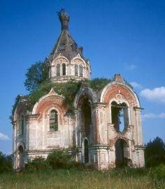 1270  Abandoned Russian Church