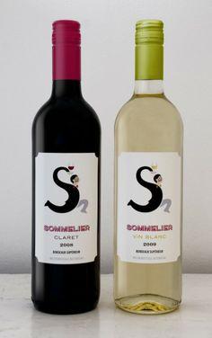 Sommelier Fine Wines Packaging