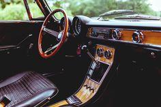 Classic Car News – Classic Car News Pics And Videos From Around The World Alfa Romeo Gtv 2000, Alfa Romeo Cars, Retro Cars, Vintage Cars, Alfa Bertone, Alfa Gta, Ferrari, Lamborghini, Old Sports Cars