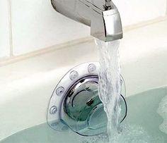 deeper bath water