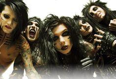 Black Veil Brides <3 <3 <3 best band ever,my saviours