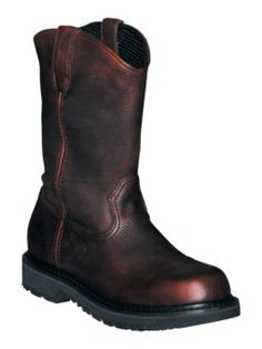 Redhead waterproof composite toe work boots
