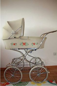 Baby Carriage, Prams, Ol Days, Good Ol, Baby Fever, Baby Strollers, Retro, Children, Archive