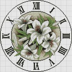 Gallery.ru / Фото #27 - часы (без ключа) - anethka