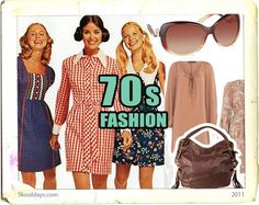 68 Best 70s Stuff Images Retro Fashion 70s Fashion Vintage Fashion