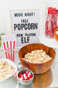 Our Inaugural Indoor Movie Night + Top 10 Family Christmas Movies #christmasmovi...