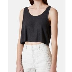 Topshop Crop Tank can wear this with anything Topshop Tops Tank Tops
