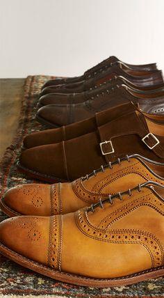 Ralph Lauren Monaco Suede Leather Shoes Black